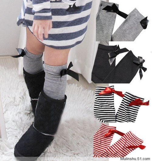 NEW Cute Cotton Baby Toddler Boy Girls Leggings Socks Tights Suit for