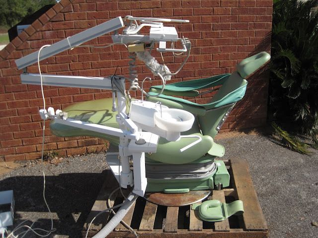 Den Tal EZ pl 200 Dental Examination Chair